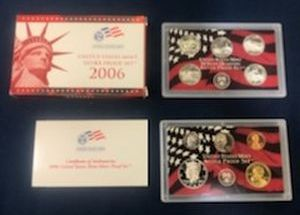2006 Silver Proof Sets