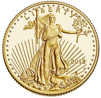 American Eagle 1 Oz Gold Coin